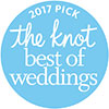 The Knot Best of Weddings - 2017 Pick